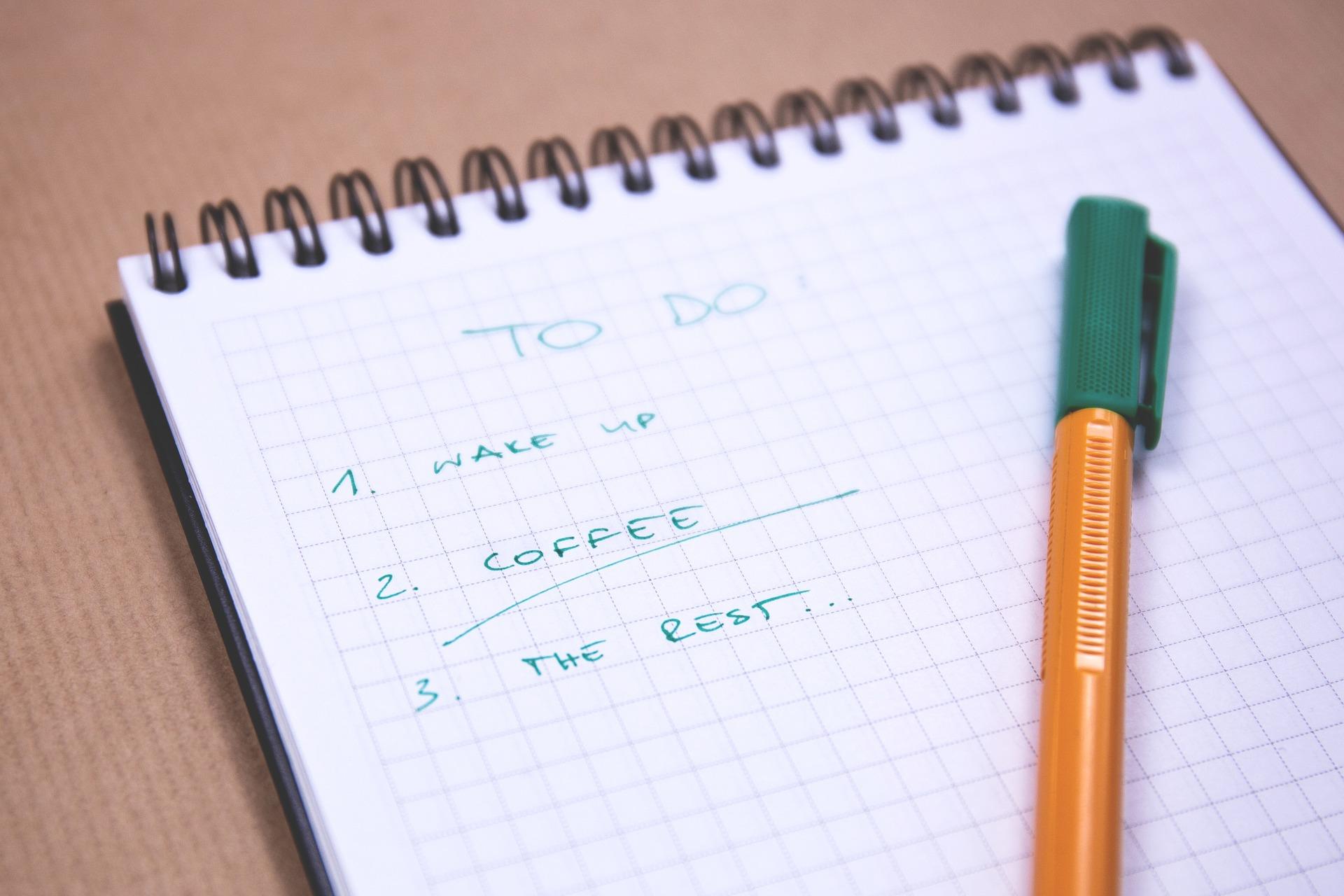 Die Aufgabenliste – die ToDos im Projekt klar fixieren