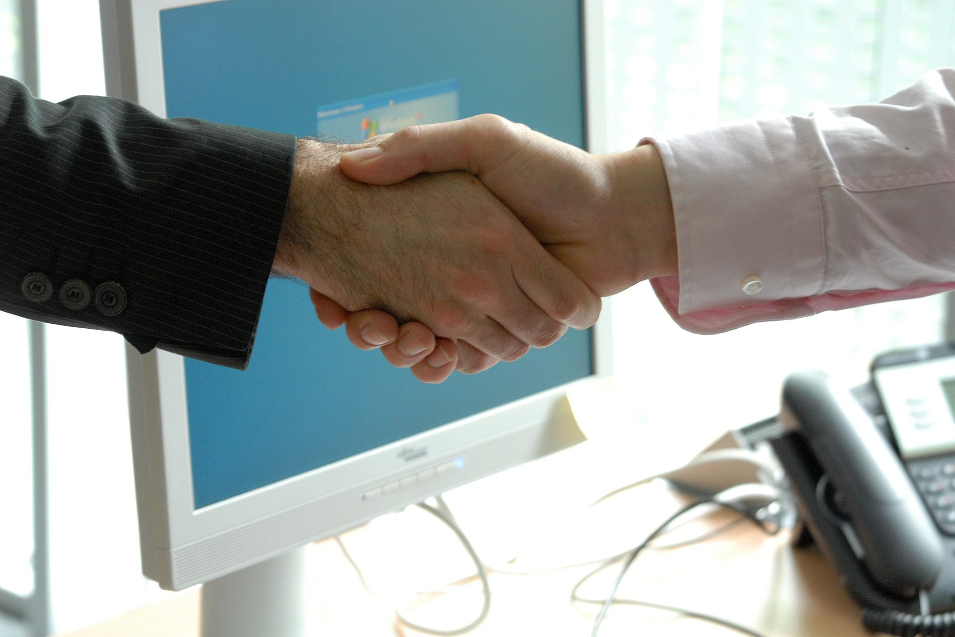 Verhaltensregeln im Consulting – die richtige persönliche Begrüßung