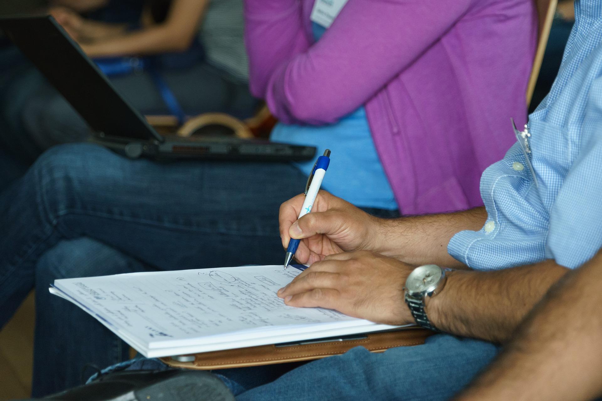 Das Besprechungsprotokoll – die Sitzungsresultate festhalten