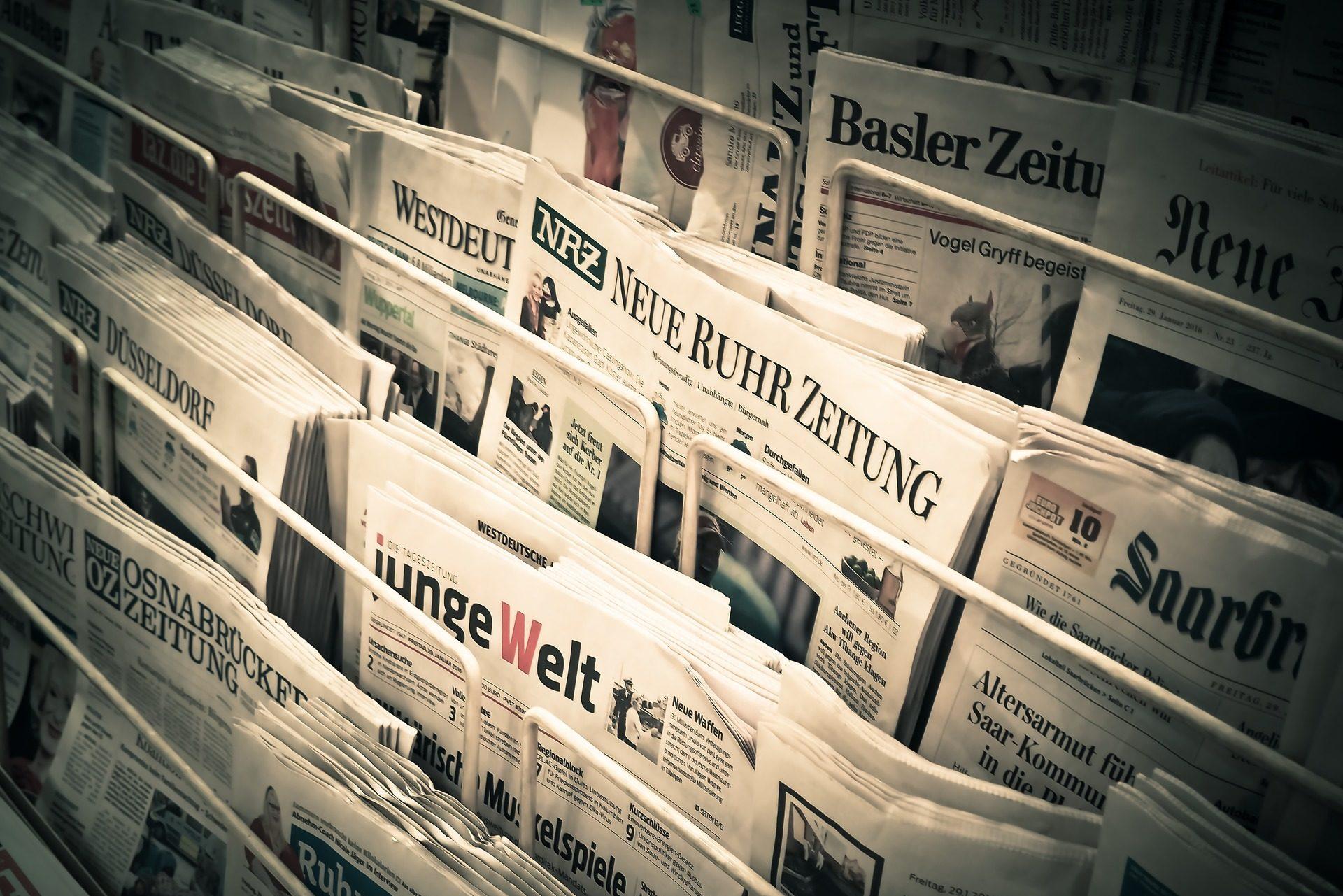 Presse, Gastbeiträge & mehr