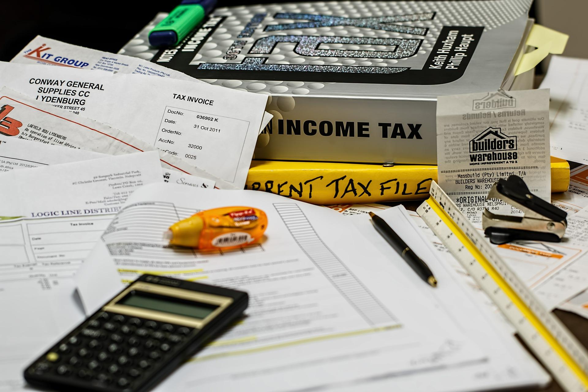 Stopp der Zettelwirtschaft – Buchhaltung mit Papierkram