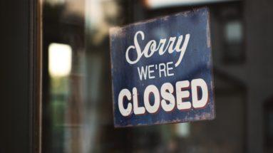 Business Model Shutdown