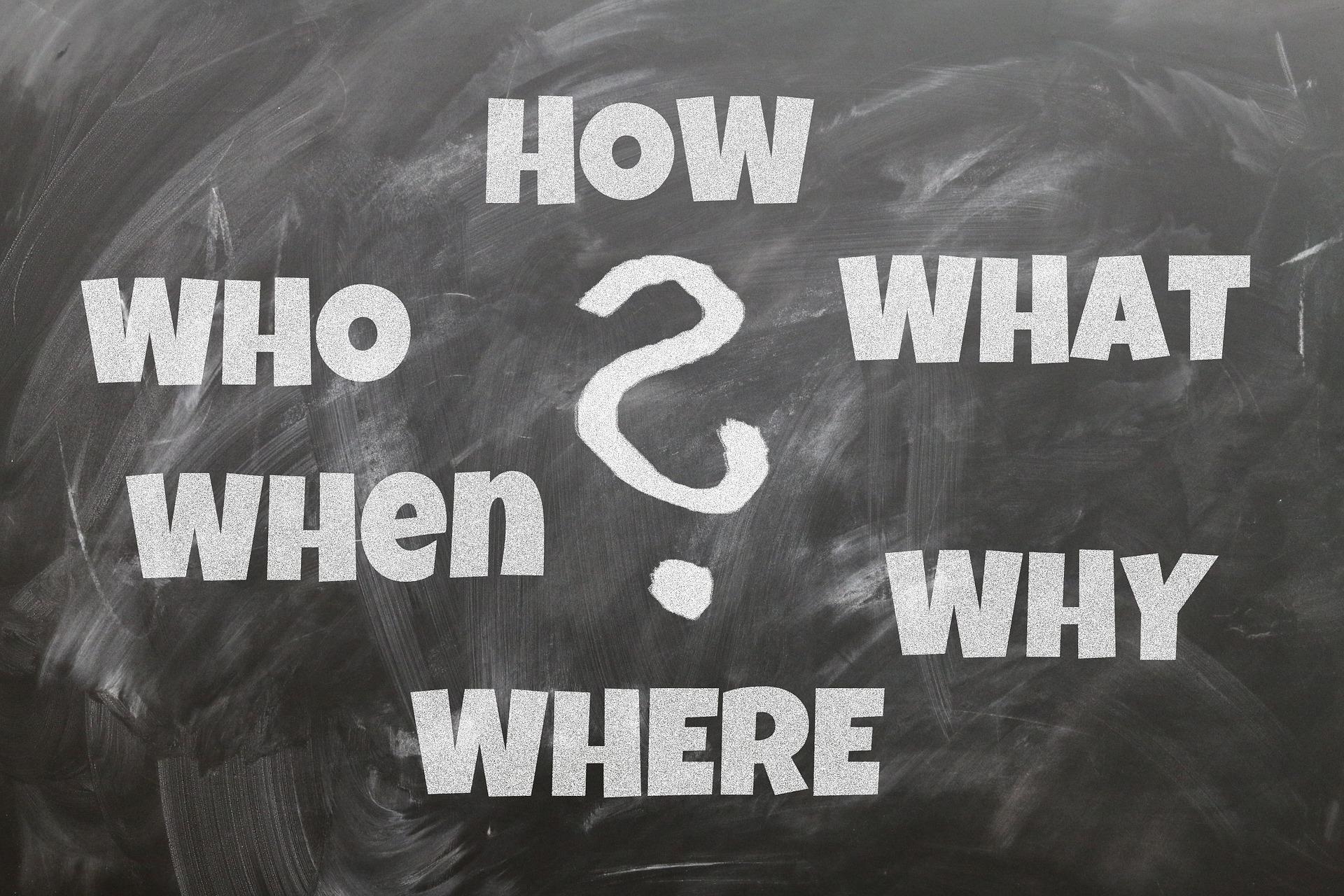 Fragen & Zuhören – die besten Zitate und Sprichwörter